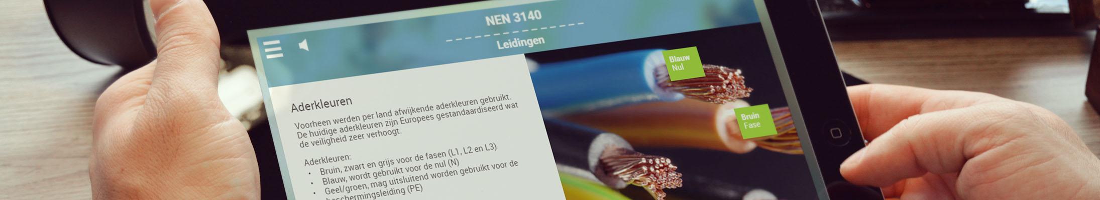 NEN 3140 e-learning